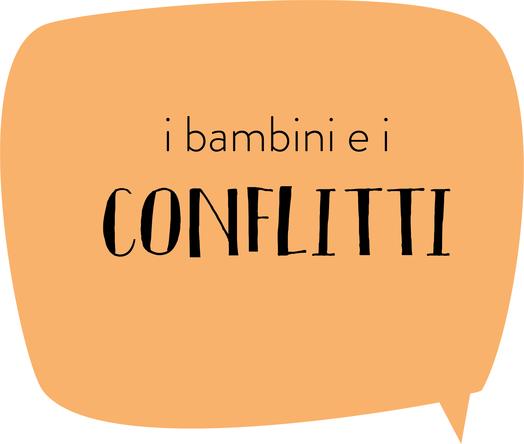 I bambini e i conflitti